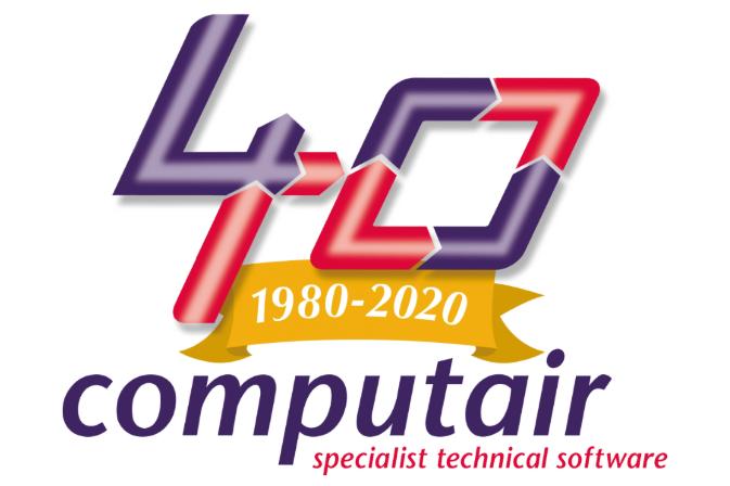 Computair 40th anniversary