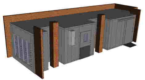 walkin coldroom design